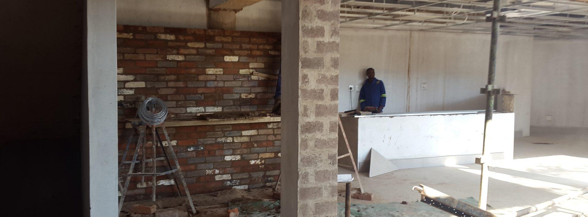 May 2016 - brick wall