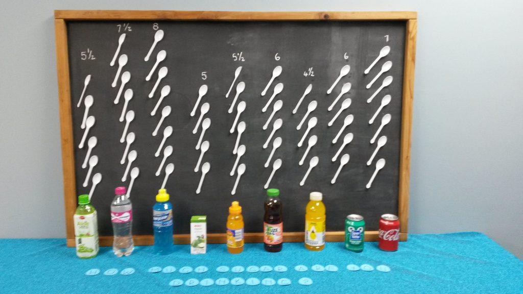 sugar drinking
