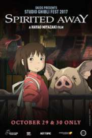 Spirited Away Dubbed 2017 DVD-R Full Movie Torrent Download